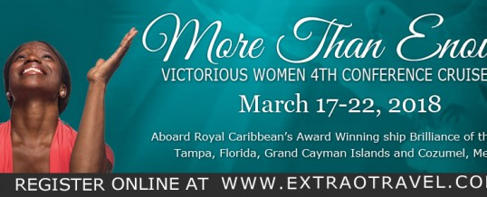 Victorious Women 4th Conference Cruise